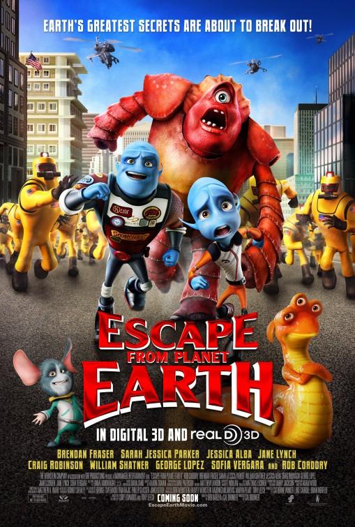 Operacion Escape (2013)