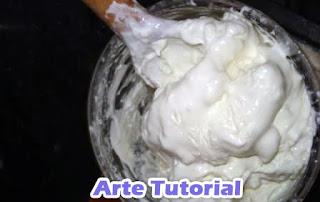 Como mexer a massa de biscuit