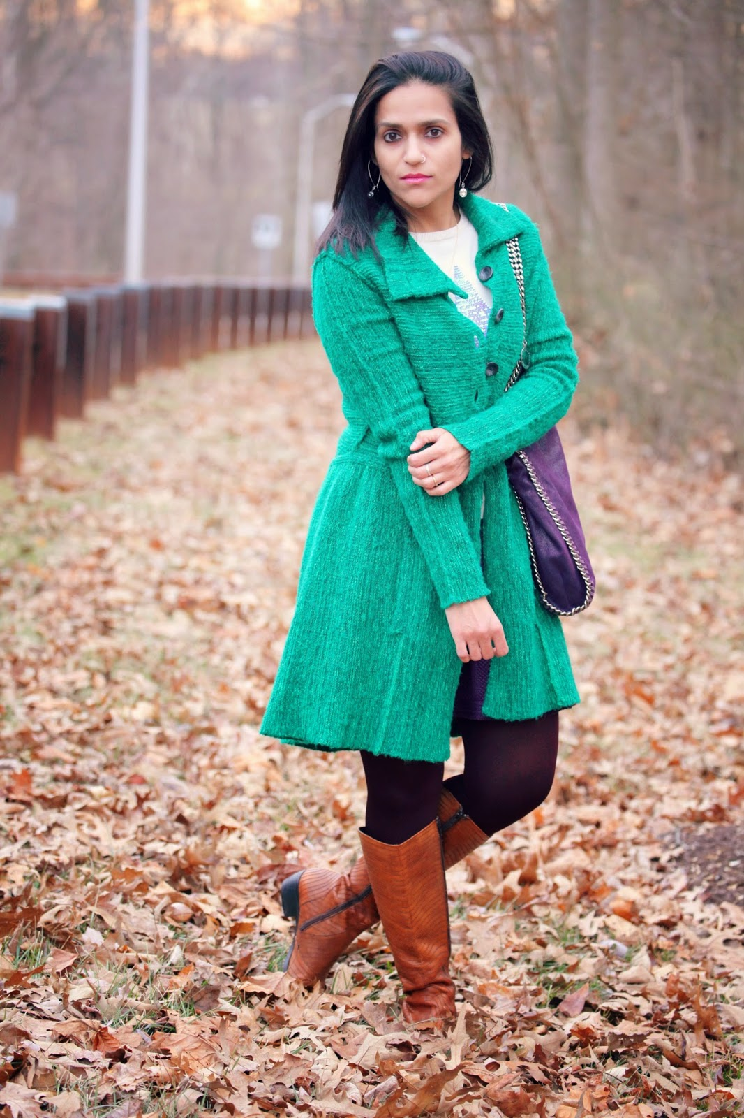 How To Wear Green? Tanvii.com