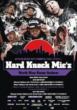 Hard Knock Mic'z
