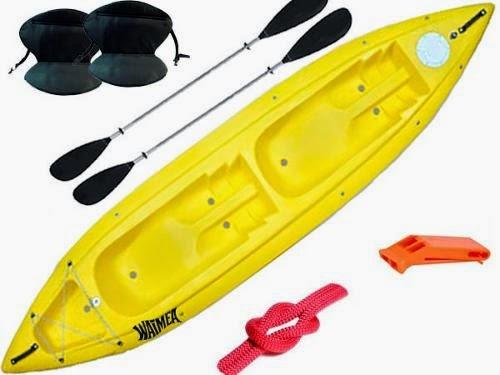 negocio de remos para canoa