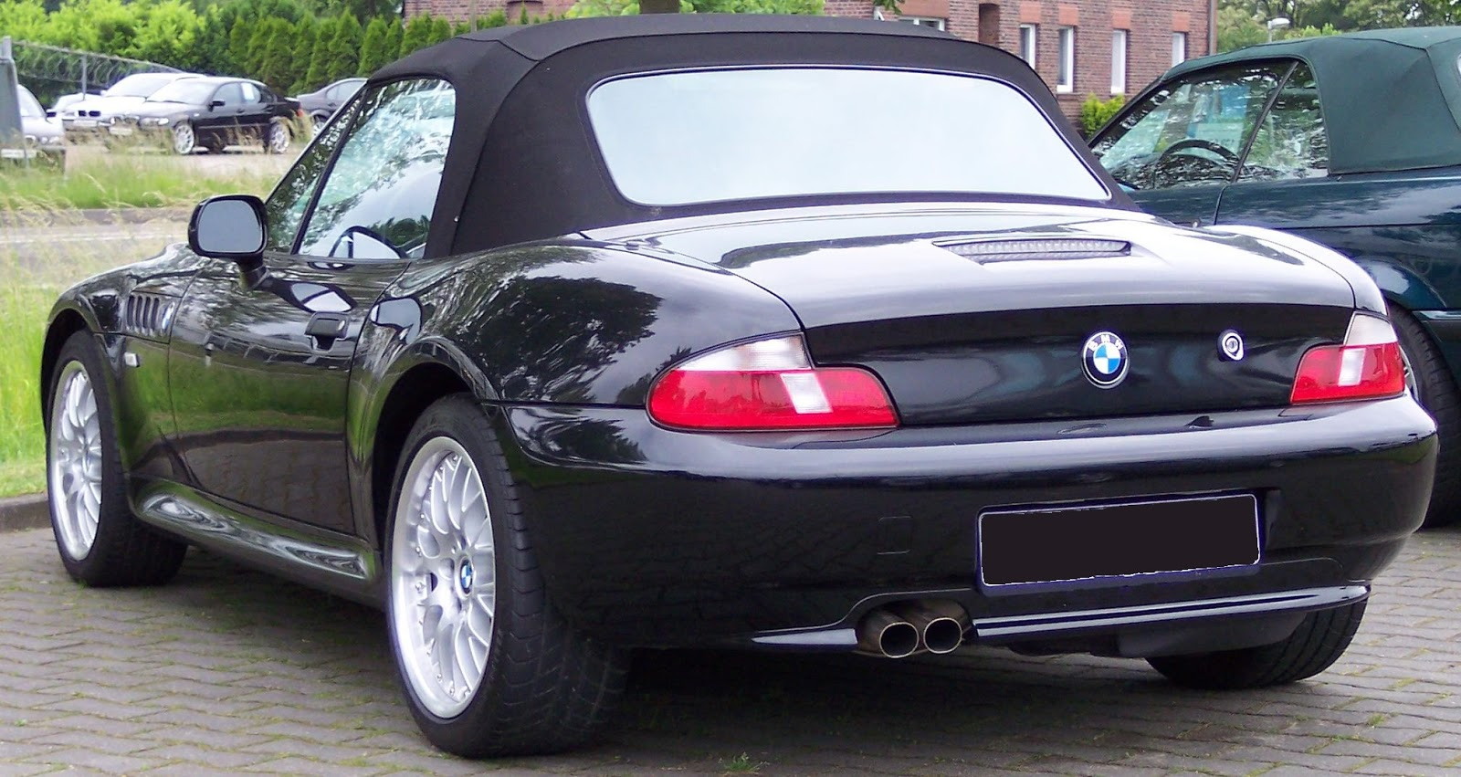 Specification Bmw Z3