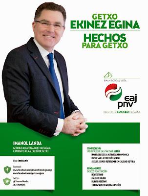Hechos para Getxo Noticias II / Getxo ekinez egina Berriak II