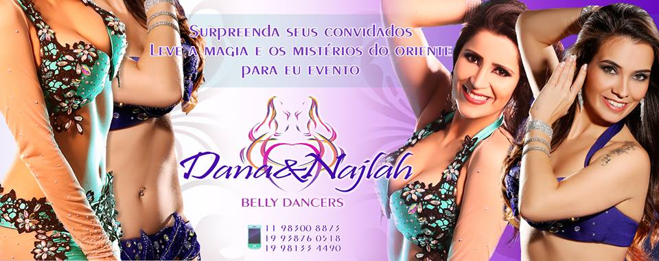Dana & Najlah Belly Dancers