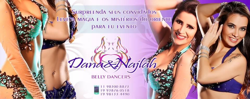 Dana & Najlah Belly Dancers