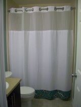 Enhancing Your Shower Curtain