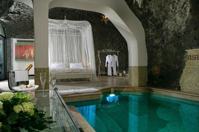 Sorrento (Italia) - Bellevue Syrene 5* - Hotel da Sogno