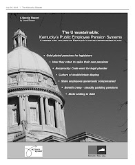 KY Public Employee Pensions — A Primer & Analysis