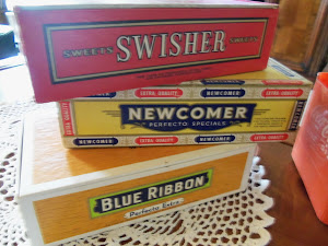 Cool Cigar boxes