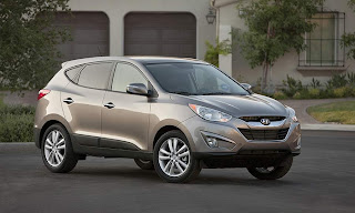 Hyundai 2011 Tucson Owner's Manual