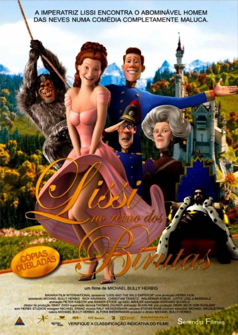 Lissi no Reino dos Birutas – Dublado (2007)