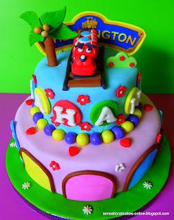 Chuggington Cake Singapore