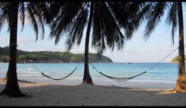 percutian menarik di pulau redang
