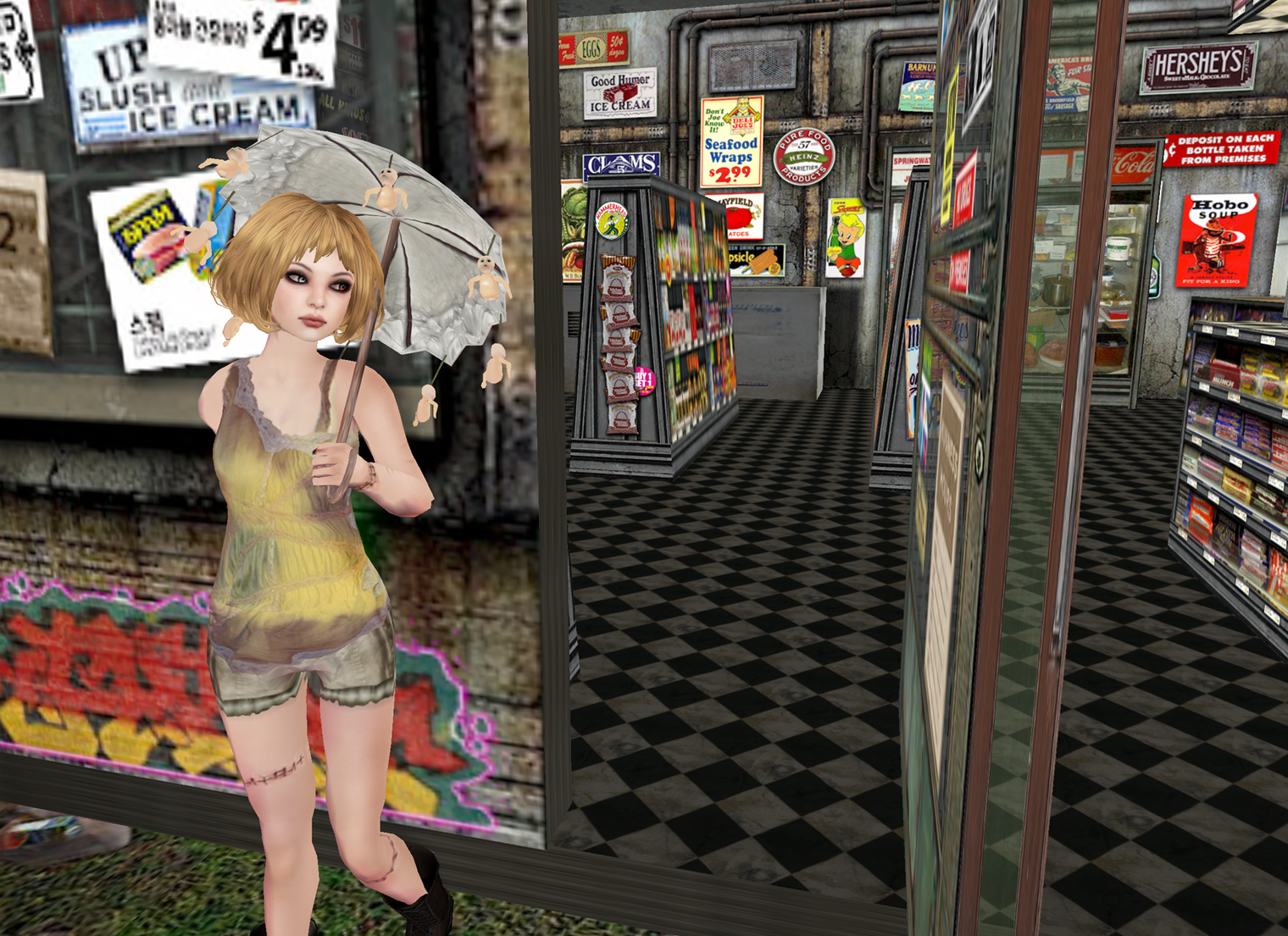 Discover Second Life