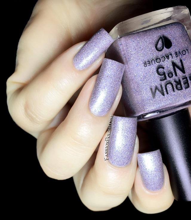 Fashion Polish: Lacquer Lust x Polished by KPT x Serum n°5 Holiday ...