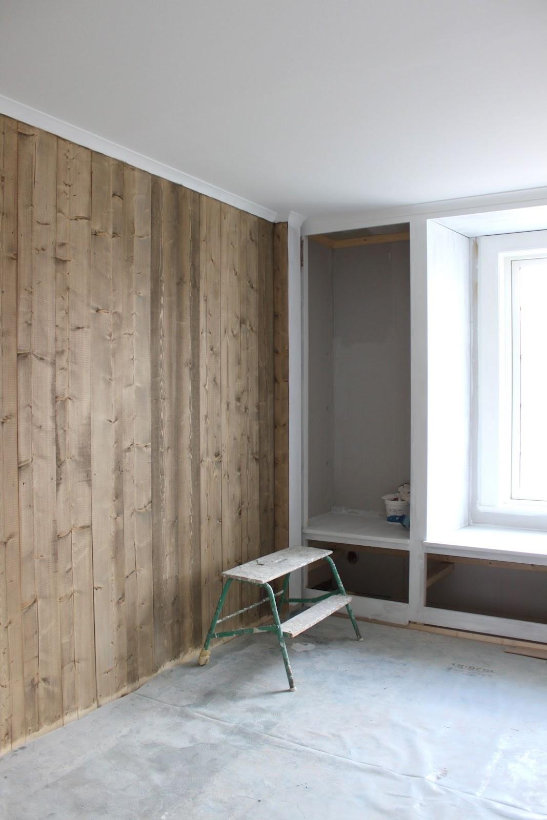 Mala Panel I Koket : Its a house  en av Sveriges storsta inredningsbloggar Panelvogg