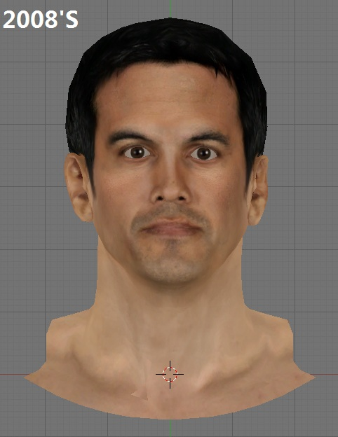 Nba 2k12 coach erik spoelstra cyberface patch v2 nba2k org