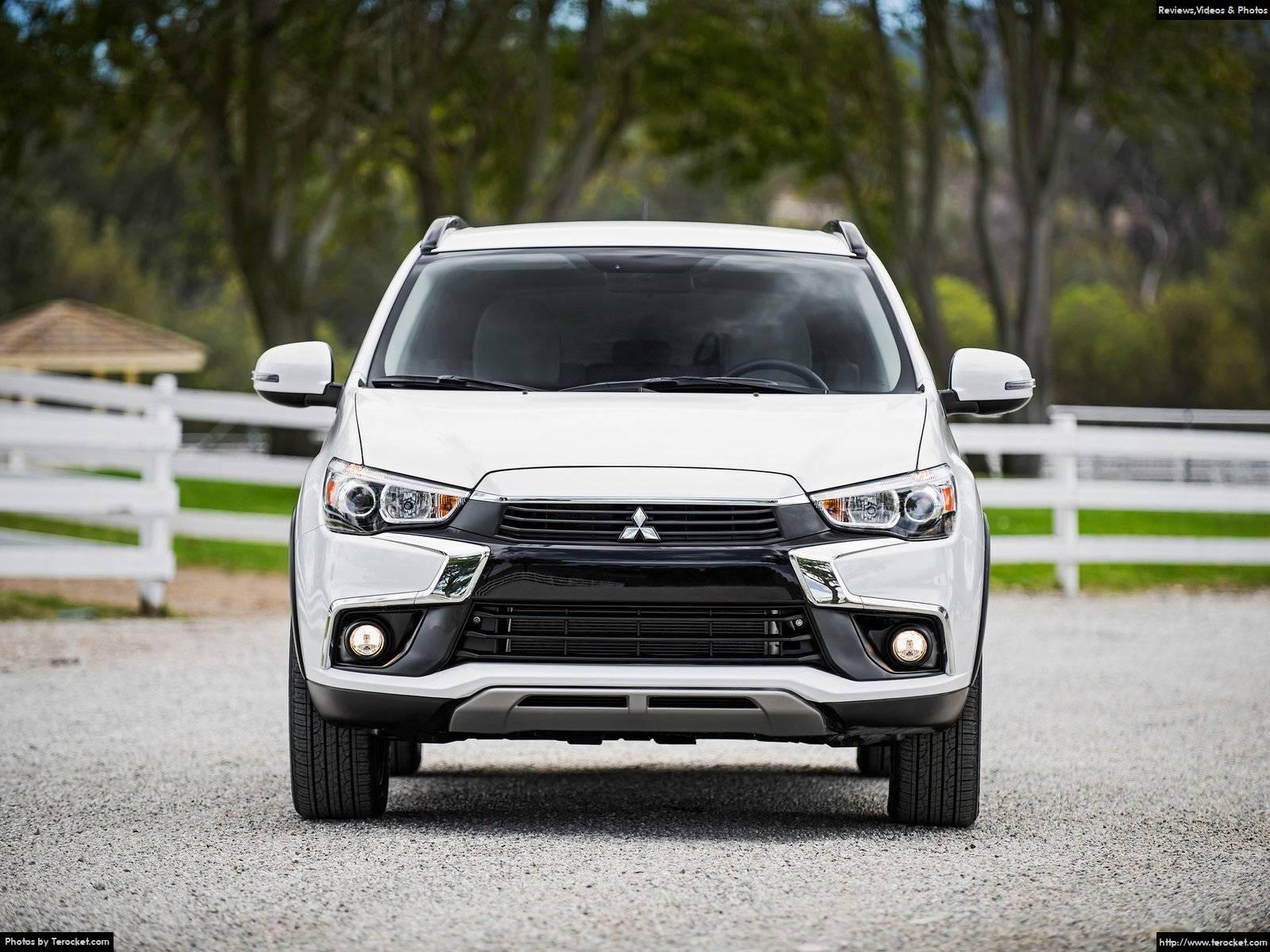 Hình ảnh xe ô tô Mitsubishi Outlander Sport 2016 & nội ngoại thất