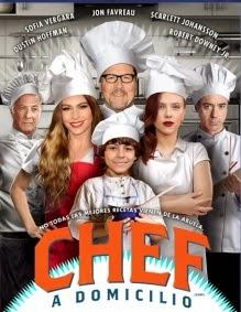 Chef A Domicilio – DVDRIP LATINO