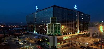 Hotel Hilton en Praga
