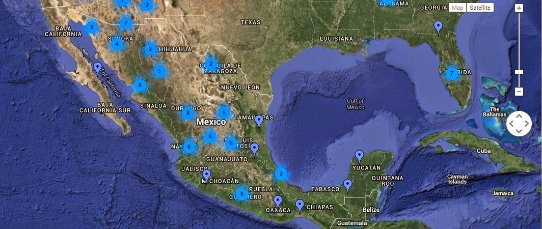 Mexico Mines
