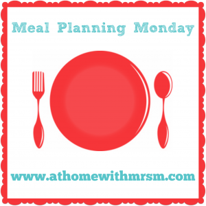 our family meal plan for this week 30/06/2014 - £55