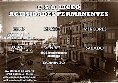 ACTIVIDADES PERMANENTES (TOTALMENTE DE BALDE)
