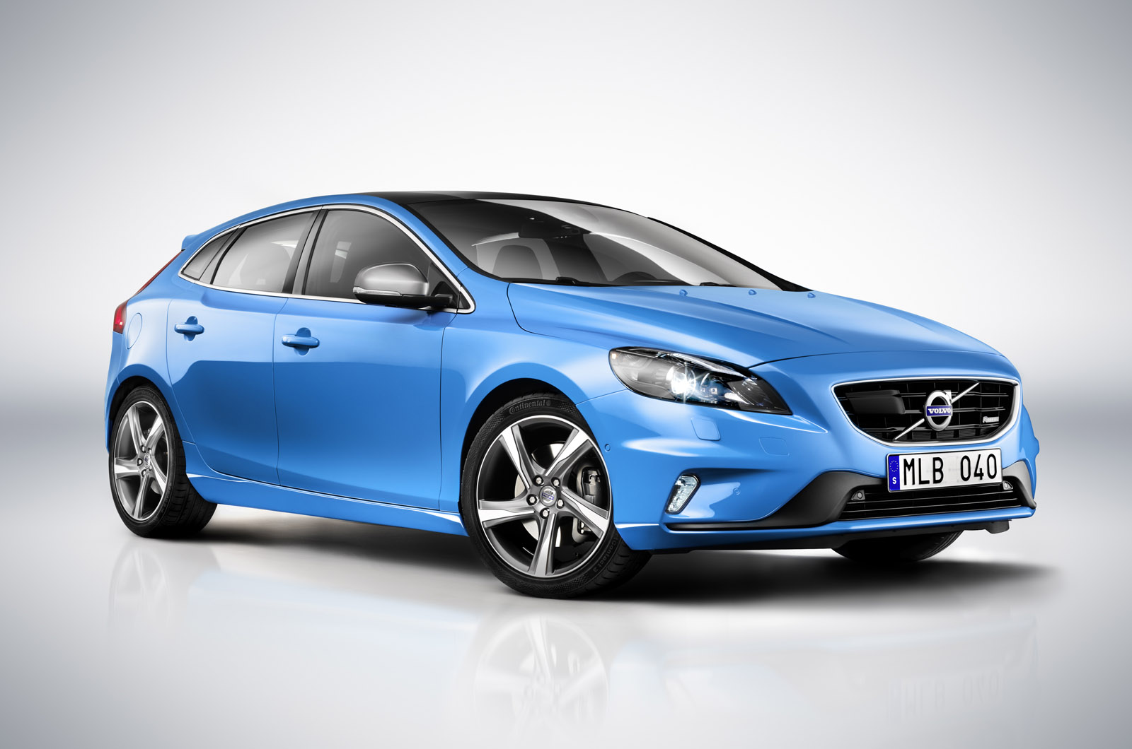 volvo v40 r design unveiled. Black Bedroom Furniture Sets. Home Design Ideas