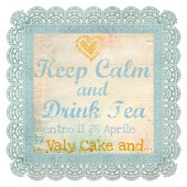 """Con questa ricetta partecipo al contest { Keep Calm And Drink Tea } di Valy Cake and""."