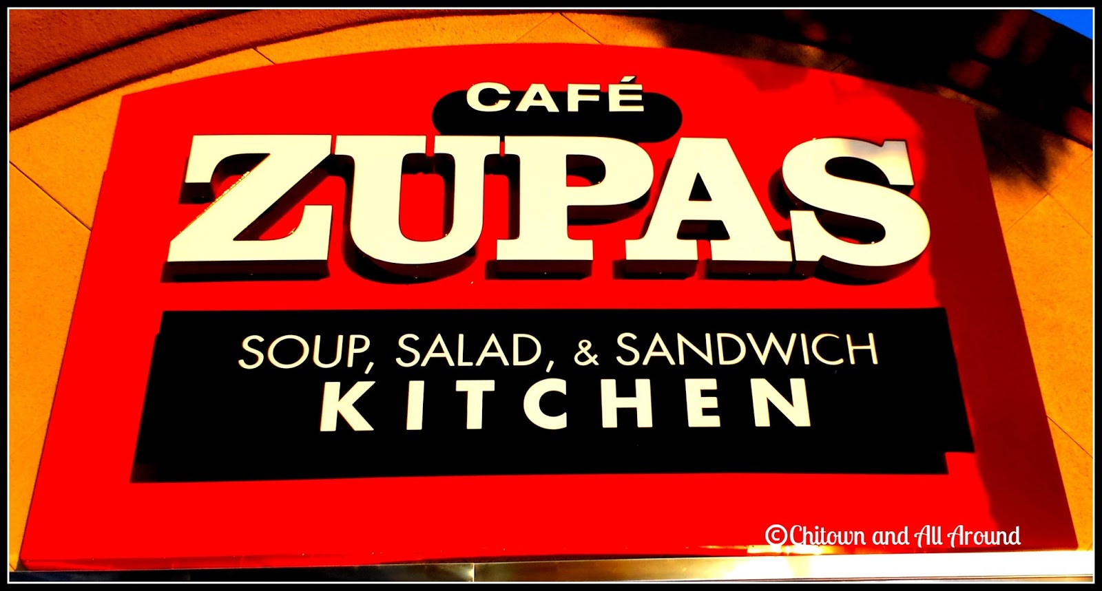 Chitown And All Around Cafe Zupas