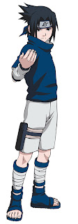 Sasuke hand out