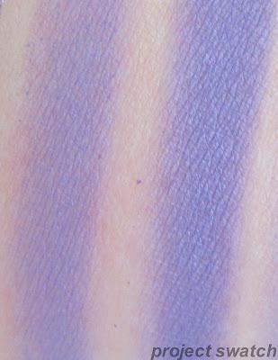 Fergie Eye Primer Eyeshadow Swatch