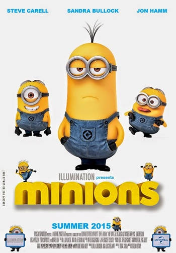 Minions (2015) DVDRip Latino