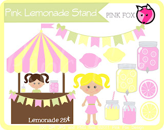 Clip Art Pink Lemonade Lemonade stand clip art,