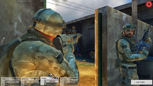Arma Tactics THD game for android