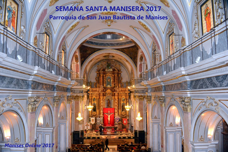 REP 05 SEMANA SANTA MANISERA 2017, EL PREGÓ