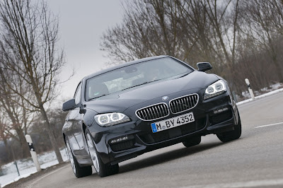 2013 BMW 640d xDrive Coupe