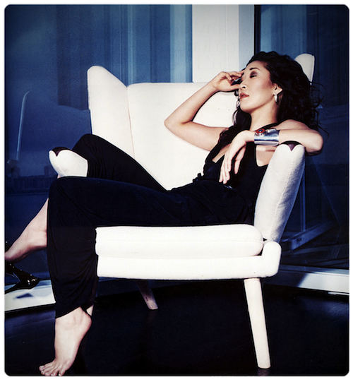 sandra oh instyle