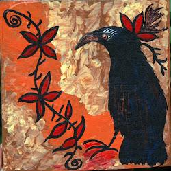 """Crow's Autumn Day"""