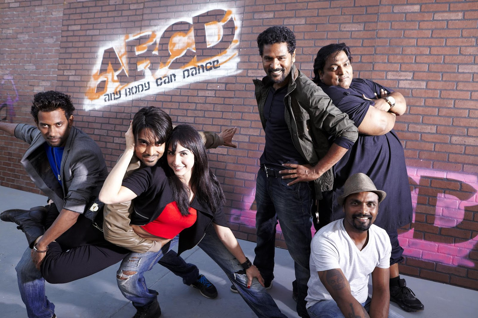 ABCD Any Body Can Dance (2013) free mp3 songs download