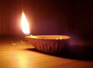 Lamp To Burn