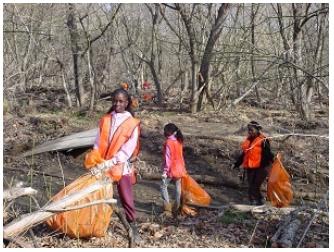 Occoquan Cleanup 2014