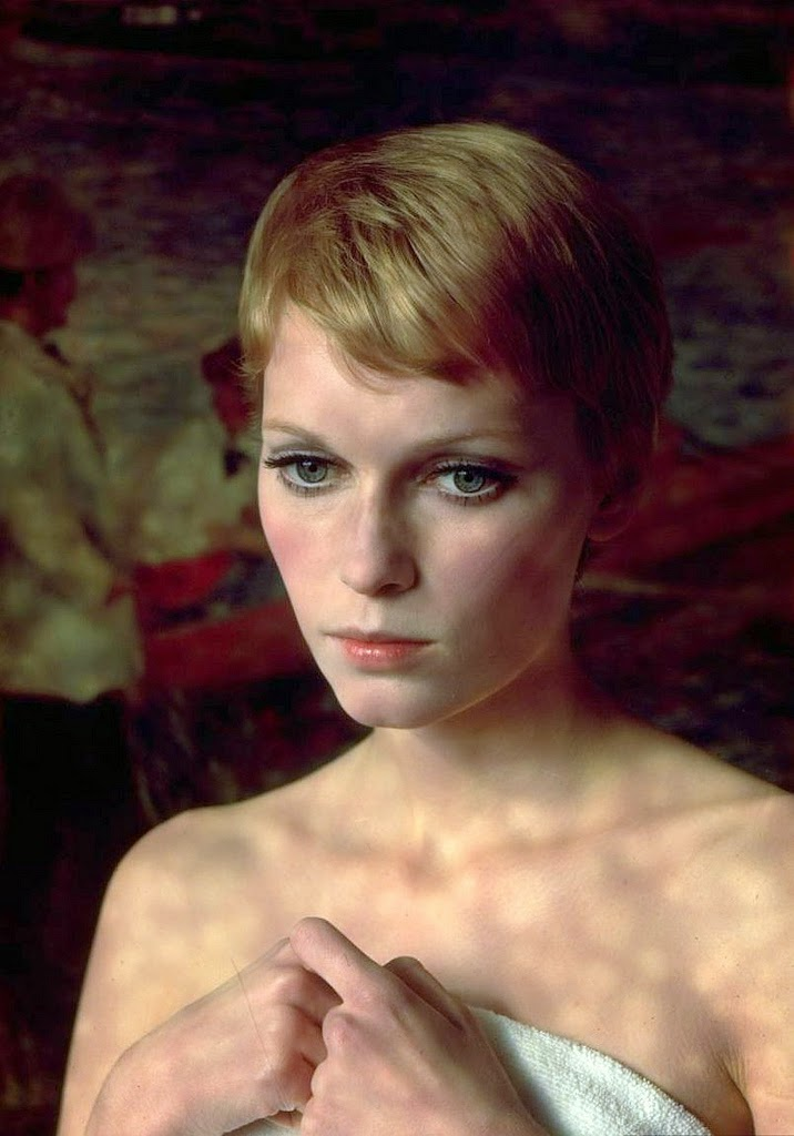 Beautiful Mia Farrow Of The 1960s Vintage Everyday