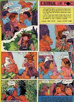 bd benzi desenate desene cutezatorii stefan damo comics romania