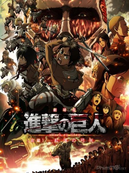 Phim Đại Chiến Titan-Attack on Titan