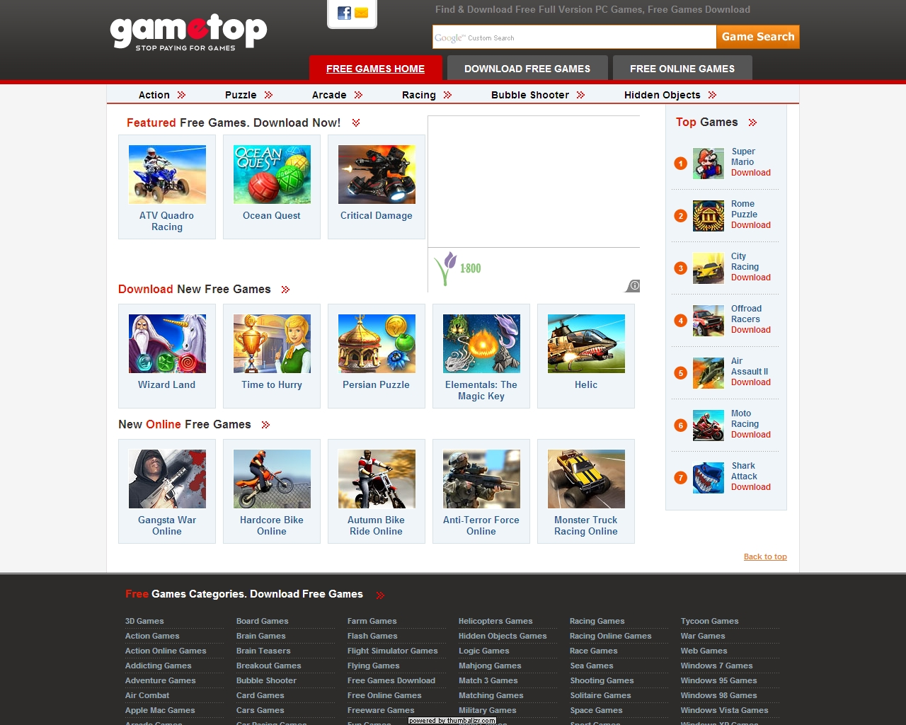 Good free online games download