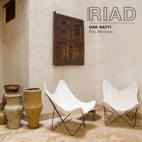 Dar Rafti Riad in Fez, Morocco by Bouvier #Morocco #riad