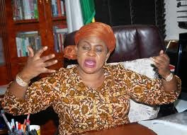 Minister Stella Oduah speak on Airports, Nigeria & Scandals