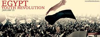 غلاف فيس بوك مصر - ثورة 25 يناير Facebook Cover Egypt