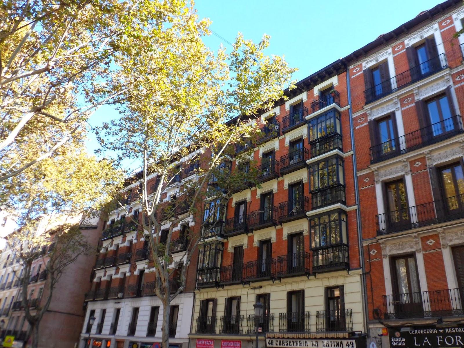 Madrid apartamento centro hist rico madrid de los - Centro historico de madrid ...